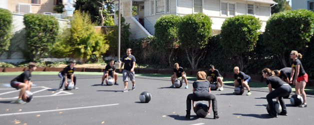 Fitness at SOL in Oakland and Santa Cruz, CA.