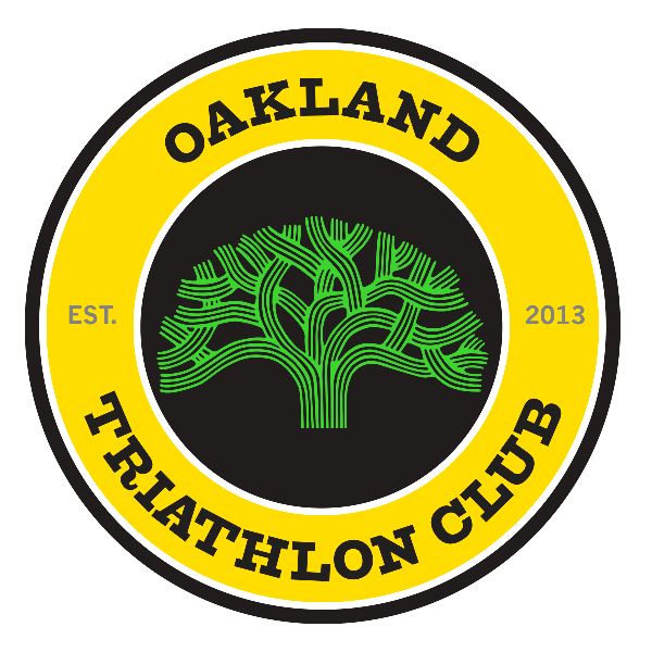 Oakland Triathlon Club Logo