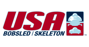USA Bobsled Logo