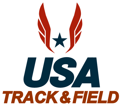 USA Track Field Logo