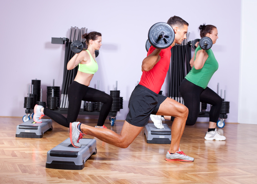 Small-Group Personal Training