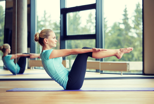 Benefits of Once-a-Week Pilates