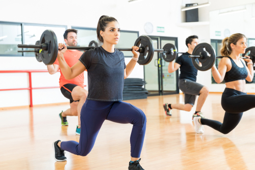 Small-Group Training Workouts
