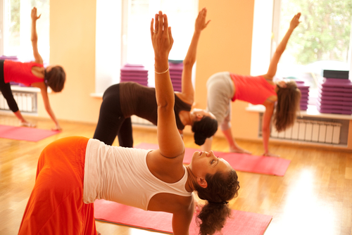 Types of Fitness Classes