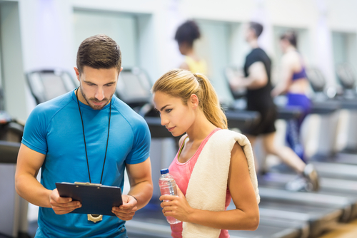 Find a Personal Trainer