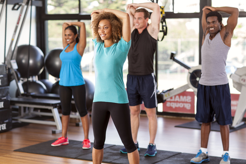 Small-Group Fitness Class in Your Area