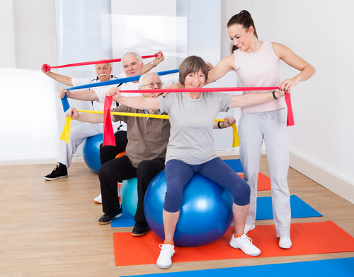 Fun Balance Exercises for the Elderly