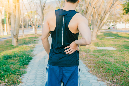 Spinal Stenosis and Walking Problems