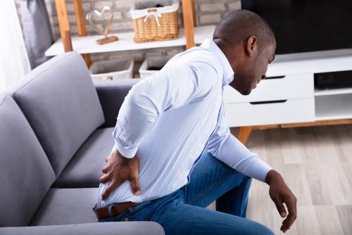 Aching Lower Back Pain