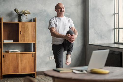 Improving Balance for Seniors